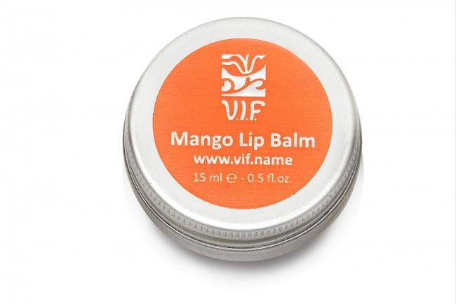 Бальзам для губ с маслом Манго, 15 мл